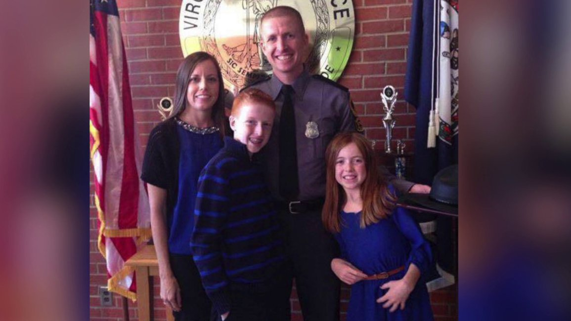 Donations for Murdered State Trooper's Family Stolen