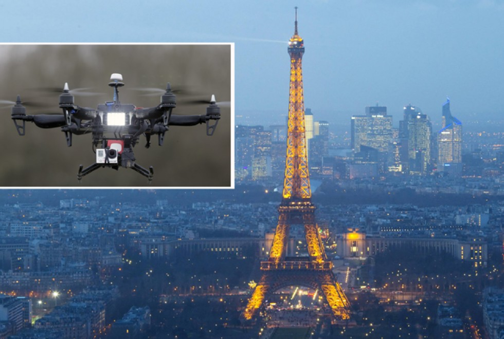 Paris Police Seeking Drones For Crowd Surveillance