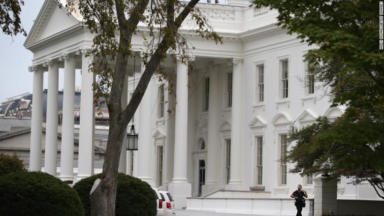 Secret Service Calls For Taller, Stronger Fence Around White House