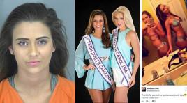 Miss South Carolina Teen Arrested