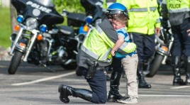 'Daddy, Don't Be A Police Officer Anymore'