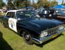 CHP 1961 Dodge Polara Front