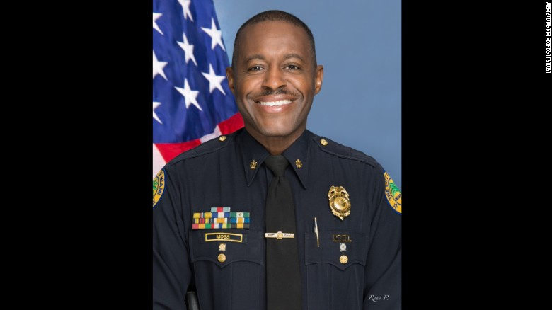 New Ferguson Police Chief Sworn In