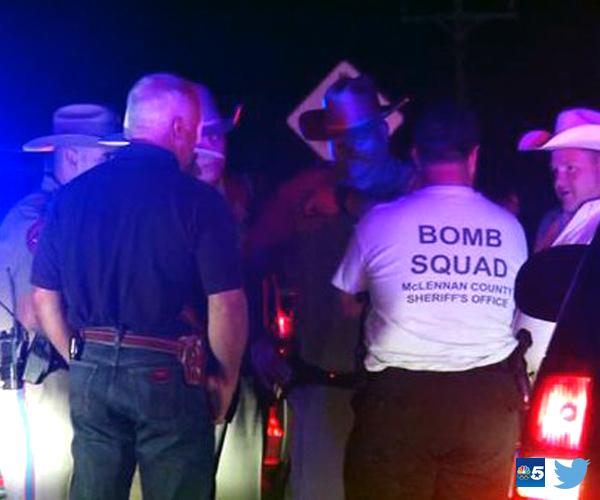 IED at Texas Bridge Discovered 'Definitely Dangerous'
