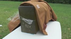 Test: Does A Carhartt Jacket Stop Bullets?