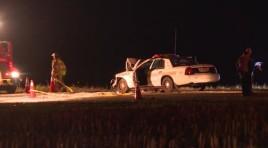 Wisconsin Deputy Cleared In 122 MPH Crash