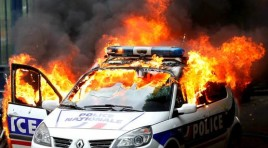 American Citizen Charged In Police Car Attack In Paris