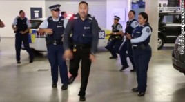 Video: NYPD Responds To Running Man Challenge