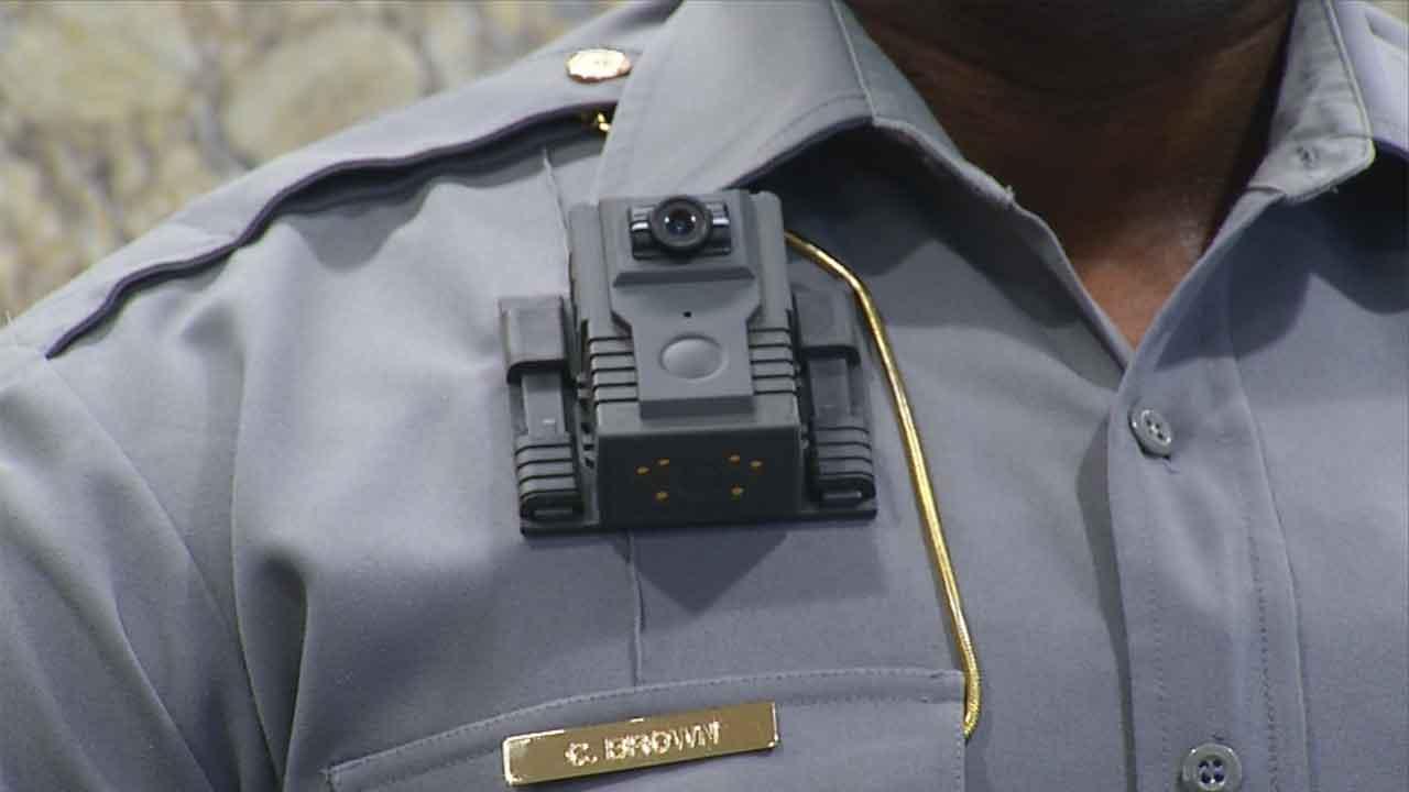 Oklahoma City PD Stops Wearing Body Cameras