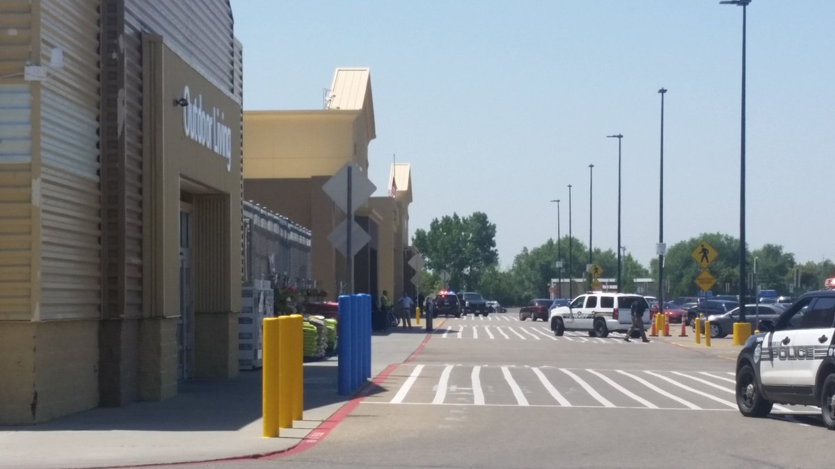 Wal-Mart Employee Was Texas Active Shooter Suspect