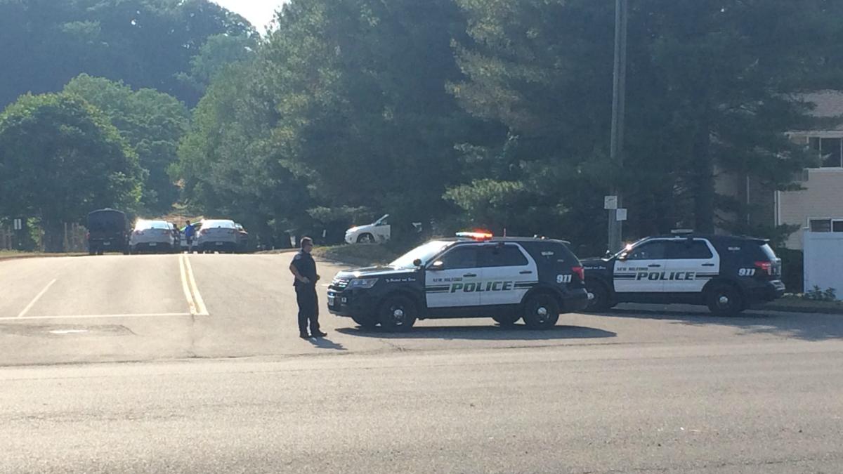 Taser Deployed After Officer Was Shot In Standoff