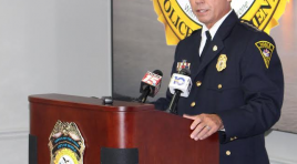 Police Chief To Burglar: 'Call a lawyer, not your councilman'