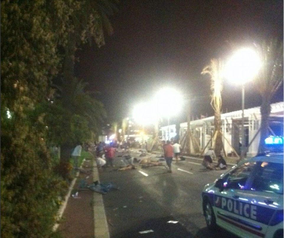 Dozens Dead In France Terrorist Attack