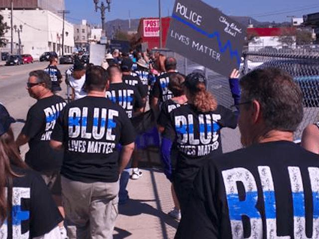National 'Blue Lives Matter' Bill Has No Democratic Support