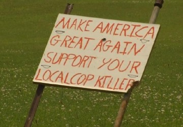 Man Advocates Killing Cops, Then Calls 911 For Help