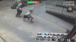 Suspect in Violent Feces Attacks in Custody