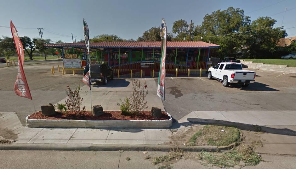 'Die Pigs' Scribbled On Crime Scene Vehicle Outside Restaurant