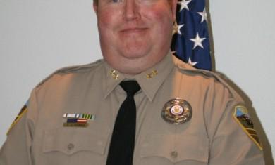 Sedgwick County Sheriff Tom Hanna (Photo courtesy of the Julesburg Advocate)