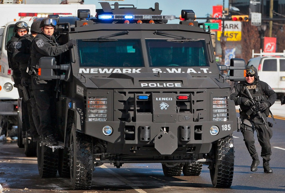 SWAT Saves 5 In New Jersey Hostage Situation