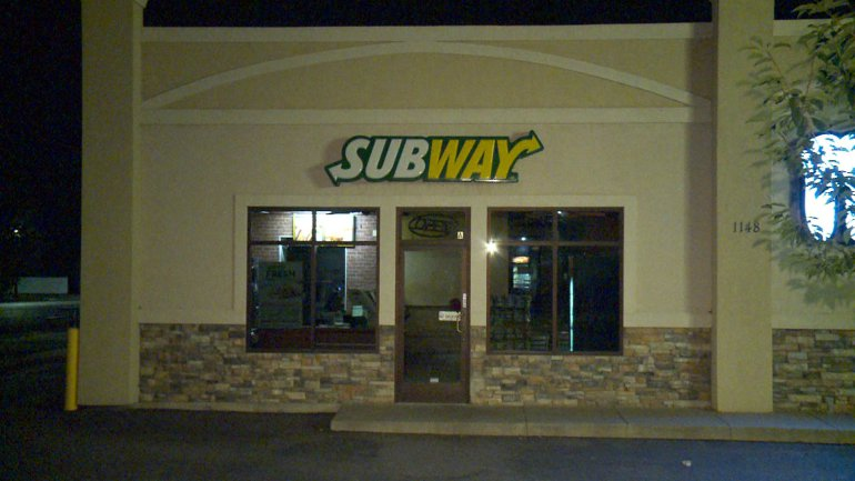 Subway Employee Arrested For Putting Meth Into Police Officer's Drink