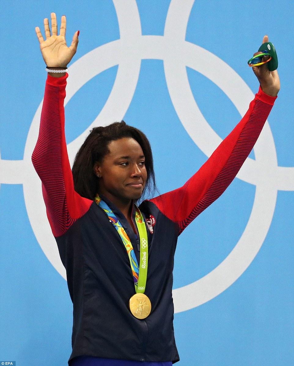 Simone Manuel Addresses Police Brutality After Gold Medal Medal Victory