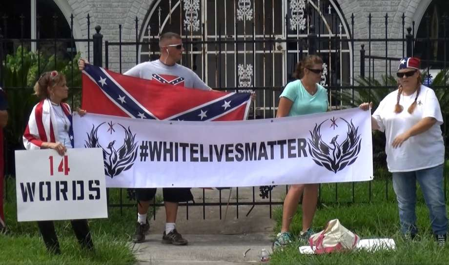 Southern Poverty Law Center To Classify 'White Lives Matter' As Hate Group