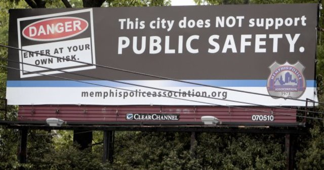 Memphis Police Association President Says Record Homicide Rate Will Only Increase
