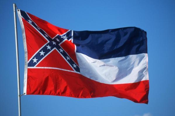 Police Threaten To Arrest Ole Miss Students For Waving State Flag At Football Game