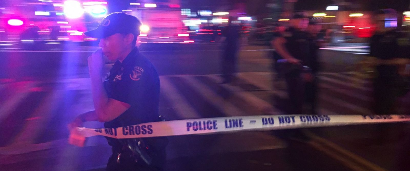 At least 25 injured after explosion in New York City