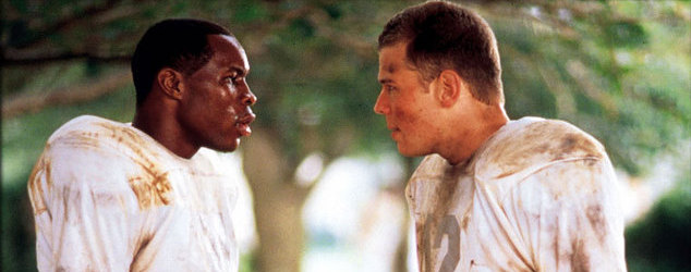 remember the titans favourite character Remember the titans does an excellent job addressing the issues of race and how an unifying force, like football, can bridge differences in addition, the cast is great denzel washington is a great actor and fantastic as coach herman boone.