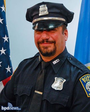 Officer Injured In Boston Shootout Released From Hospital