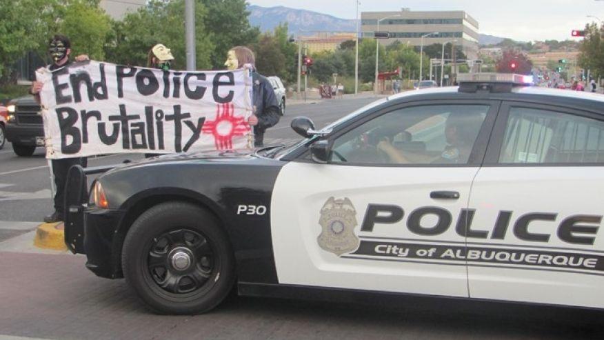 Albuquerque Cops' Mistrial Fuels Anti-Police Sentiment