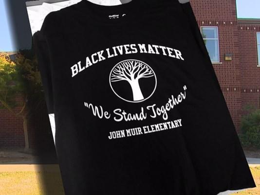 Seattle Teachers To Wear 'Black Lives Matter' T-Shirts For A Week