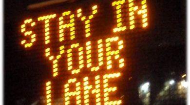 stay-in-lane