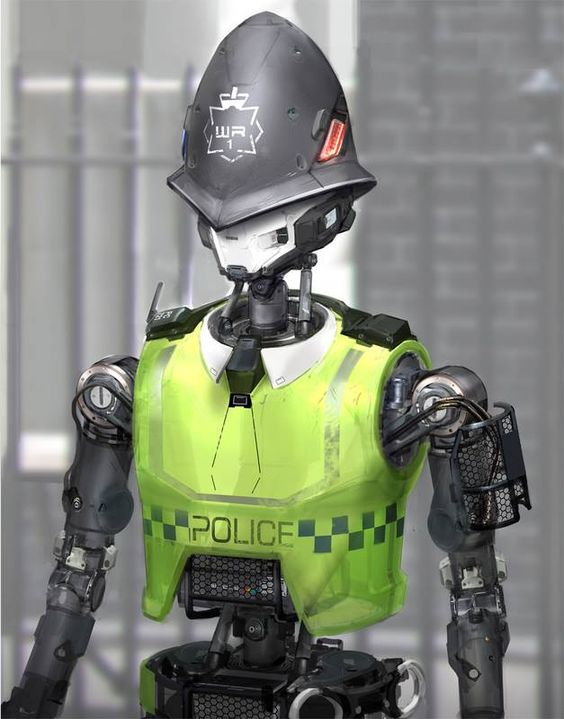 Is RoboCop Coming To Your City?