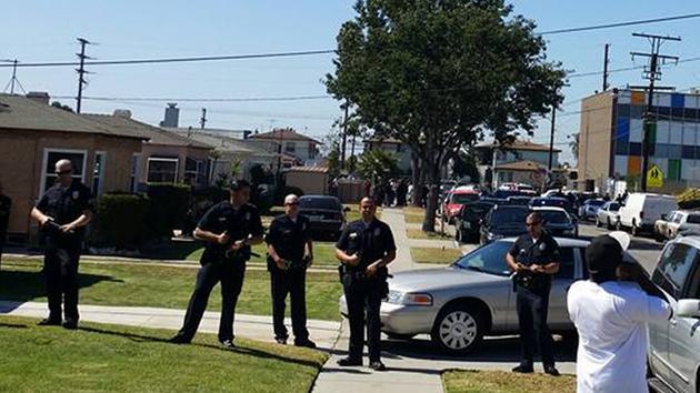 Mayor Garcetti's House Egged Following Fatal Police Shooting of 18-Year-Old