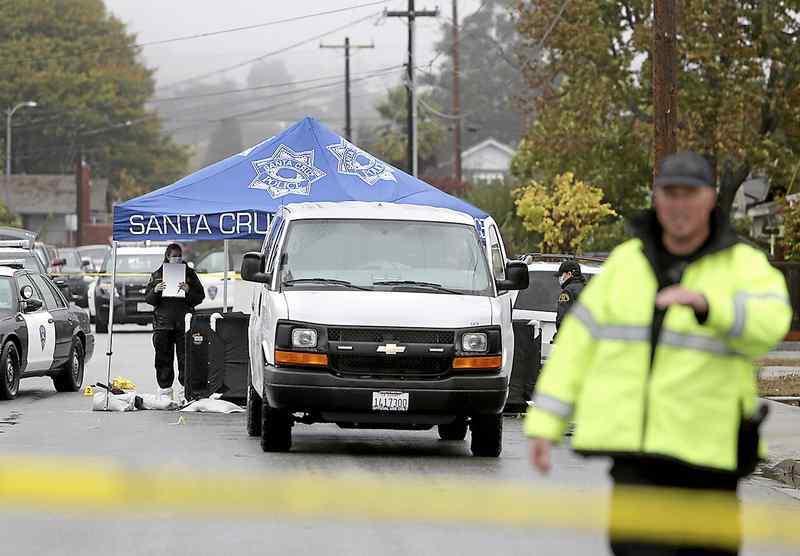 Rake-Wielding Man Shot And Killed By Santa Cruz Police