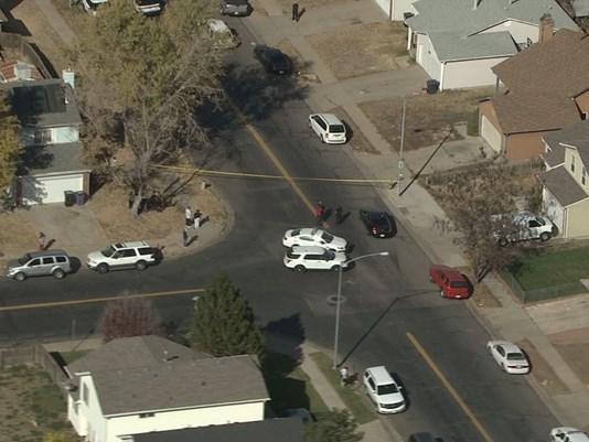 Colorado Police Officer Shot