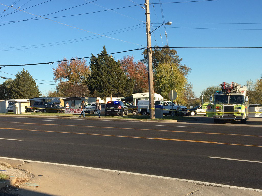 Two Missouri Police Officers Shot in Face