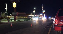 Two Police Officers Shot During Traffic Stop