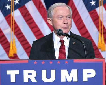 Jeff Sessions, Trump's Nominee for Attorney General