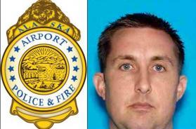 Airport Police Arrest Child-Porn Fugitive