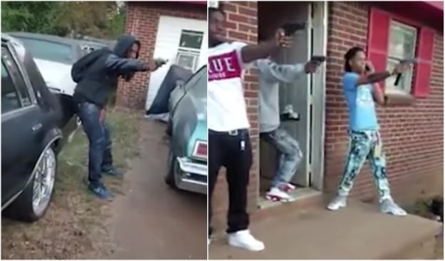 Alabama Mannequin Challenge Leads To 2 Arrests; Weapons and Drugs Seized