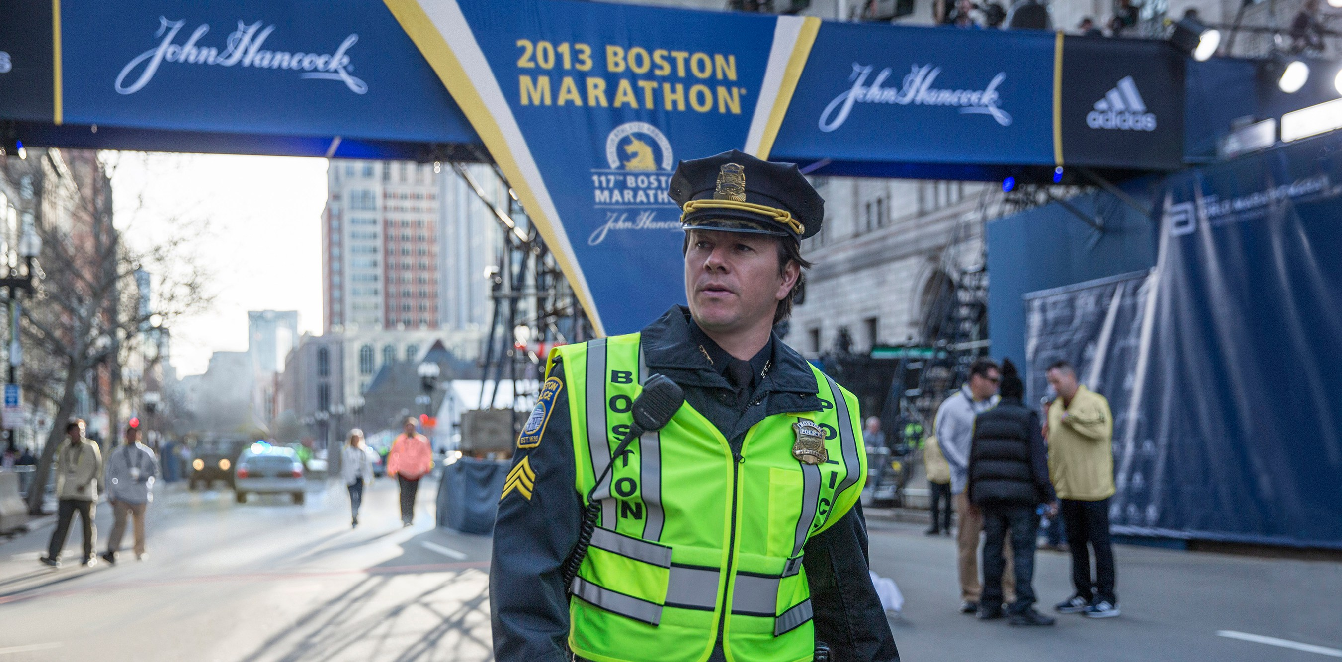Movie 'Patriots Day' Is A Must See