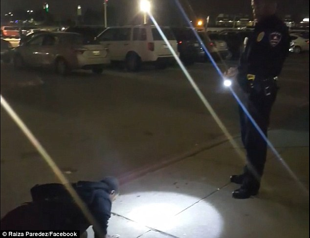 Police Officer Lets Teen Do Push-Ups Instead Of Jail Time