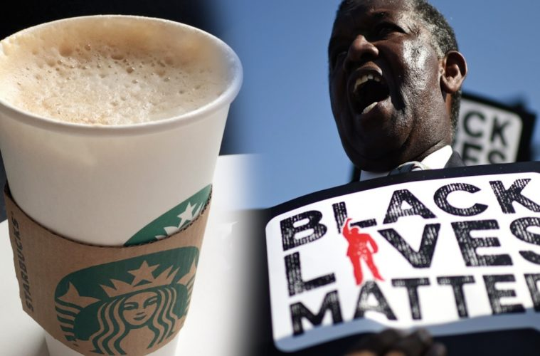 Black Lives Matter Defends Starbucks Employee Who Spat In Officer's Coffee