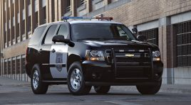 GM Recalls 50,000 Police SUV's