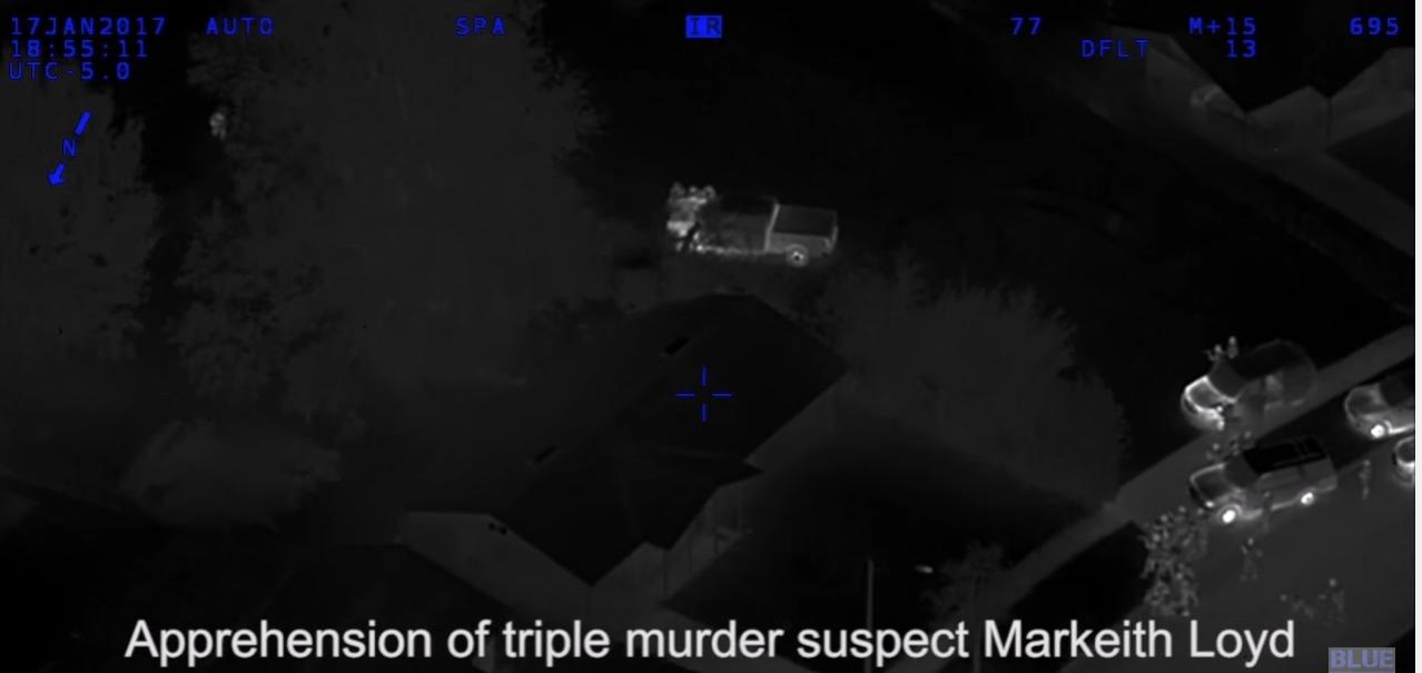 Watch The Capture Of Orlando Cop Killer