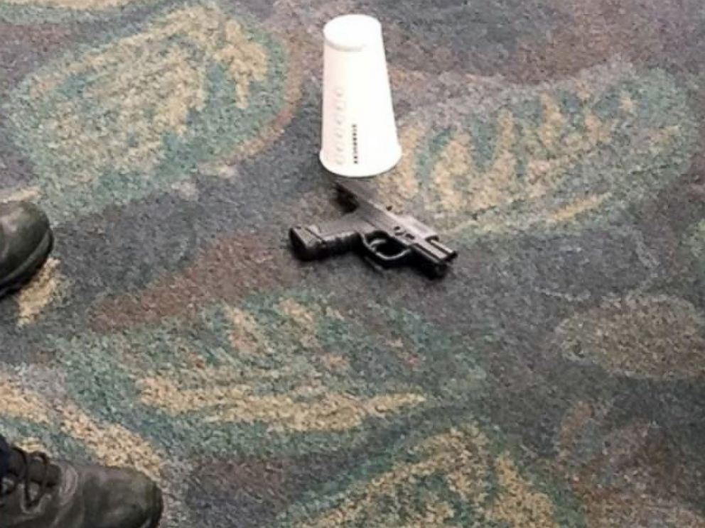 Gun Used By Airport Shooter Had Been Seized By Police