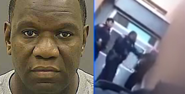 Video: Baltimore School Police Officer Pleads Guilty To Slapping Student